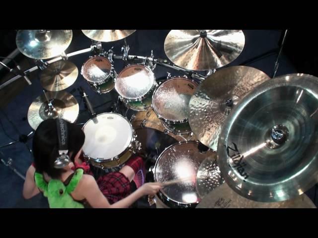 【K-ON!!】 けいおん!! ED - Listen!! - 叩いてみた drum cover