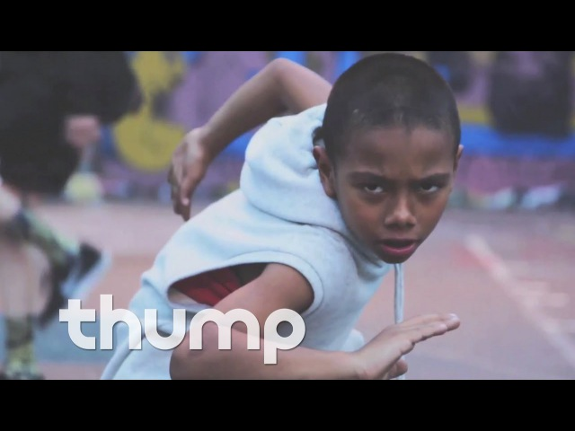 """RYAN Playground The Void"""" feat Cbat Cats from Hudson Mohawke Official Video"""