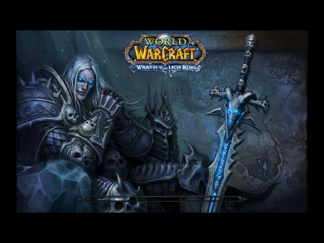 World of warcraft: Wrath of the Lich King 3.3.5. Прокачиваем ОРКА ВОИНА 72 - 74