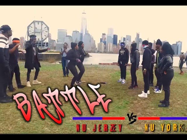 AFRO-USA DANCE BATTLE [Nu Jerzey vs. Nu York] Song: Ekiki Me