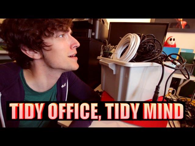 TIDY OFFICE, TIDY MIND