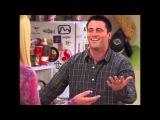Joey speaking french in Friends (F.R.I.E.N.D.S)