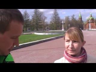 Митинг -  Челябинск - Город без дорог.23.04.2016 г.