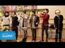 GOT7 갓세븐 하지하지마 라이브 LIVE 141203 슈퍼주니어의 키스 더 라디오