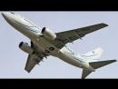 Boeing 737-700 RA-73004 Gazpromavia Ostafyevo Takeoff (Т)579