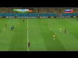 Чемпионат Мира 2014. 12 финала. Бразилия - Германия полный матч