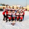 Женская команда Санкт-Петербурга по РЕГБИ-7