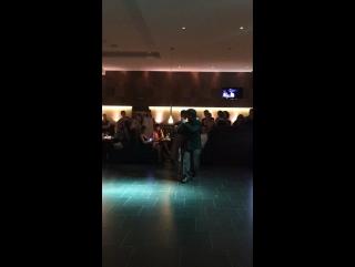 Танец Гиже Баррионуево и Мариелы Саметбанд (Аргентина) 1