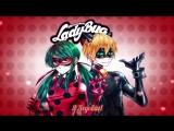 [Miraculous Ladybug RUS cover] j.am Len – Miraculous Ladybug theme FULL REMIX [Harmony Team]