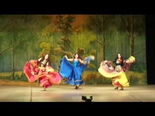 Всероссийский цыганский фестиваль в Володе