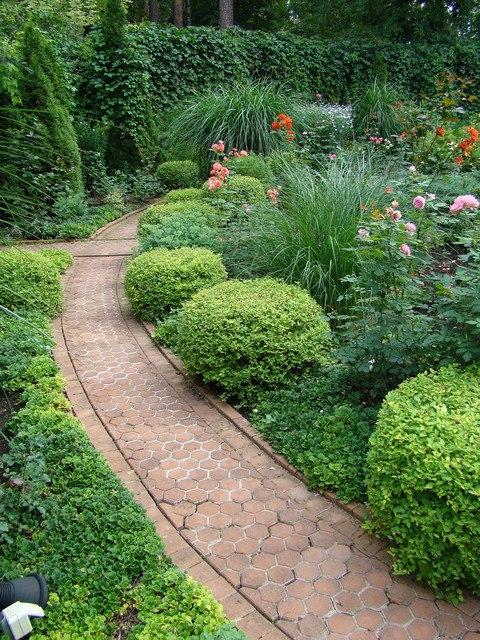Спирея-спирея в ландшафте сада, спирея стриженная