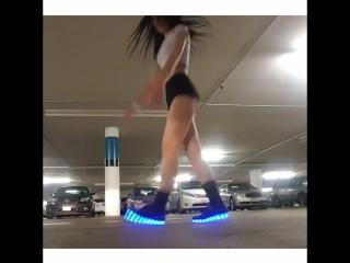 Led Shoes SHUFFLING