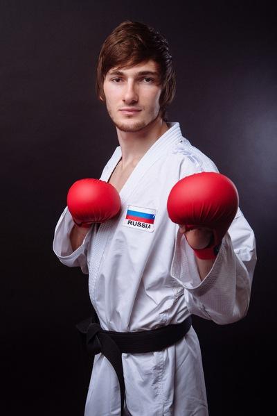 Мырзабек Тебуев-Тренер-Каратэ