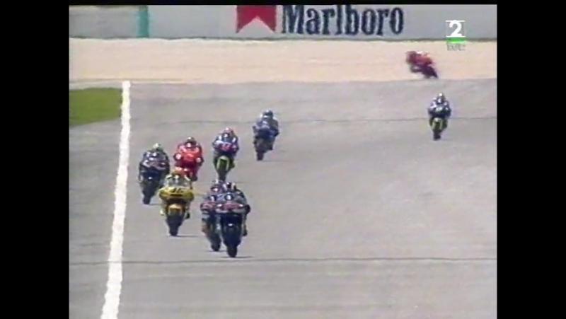 MotoGP 2001. Этап 15 - Гран-При Малайзии