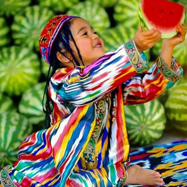 узбек фото детискея