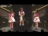 HKT48 160820 KIV2 LIVE 1230 DMM (Moriyasu Madoka Birthday)