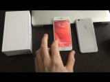 Долгожданный Видео-обзор нашего  iPhone 6s
