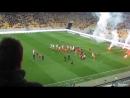 Шахтар -Динамо (3-0)        1 травня 2016р.