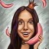 Cartoonik. Цифровые портреты и шаржи на заказ