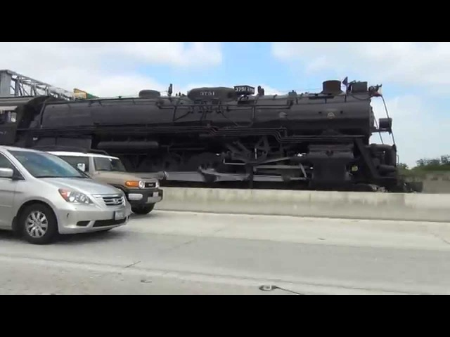 Santa Fe 3751 (Los Angeles-San Bernardino) Feat. High Speed Pace!
