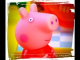 Маша и Медведь. Видео с Свинкой Пеппой. Игрушка собачка не какает