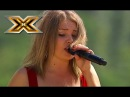 Pretty girl sings Sia «Titanium». Definitely touch your heart! The X Factor - TOP 100