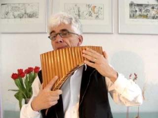 Memory Cats Musical, Panflöte