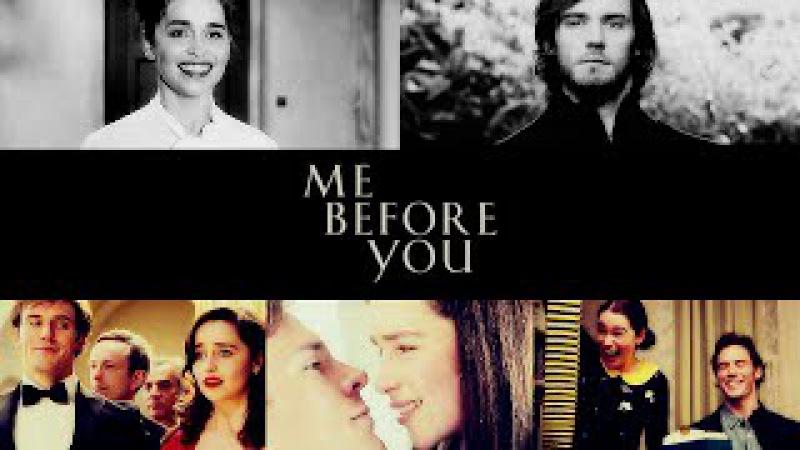 До встречи с тобой ♥ Me Before You [Lou Clark Will Traynor]