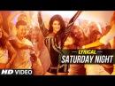 'Saturday Night' Full Song with LYRICS | Bangistan | Jacqueline, Riteish Deshmukh, Pulkit Samrat