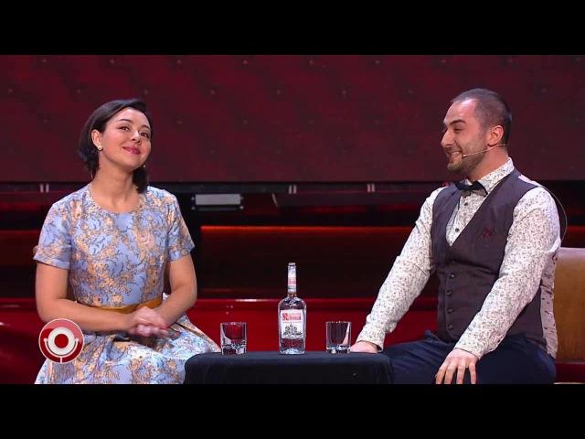 Марина Кравец и Демис Карибидис - Как напоить девушку на море » Freewka.com - Смотреть онлайн в хорощем качестве