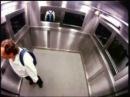 Розыгрыш в лифте. Девочка-призрак.