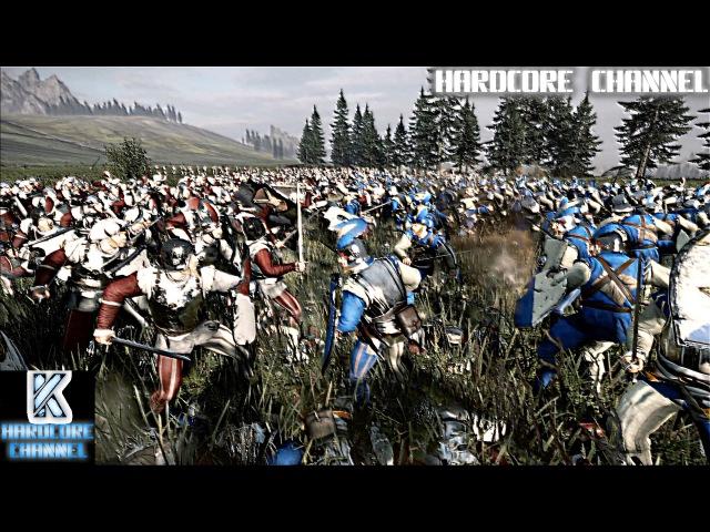 Total War Warhammer - Коллективное прохождение Hardcore =2= Империя под ударом