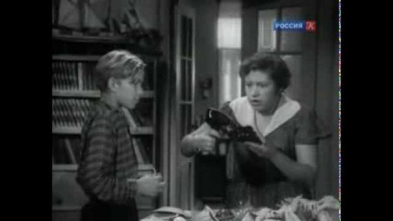 Девочка и крокодил, 1956, смотреть онлайн, советское кино, русский фильм, СССР