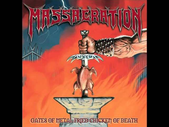 Massacration - Let's Ride To Metal Land The Passage is R$1,0
