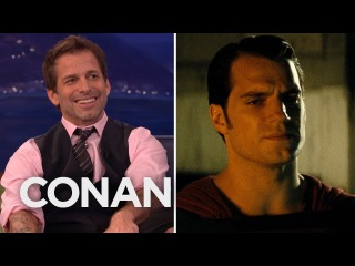 EXCLUSIVE: Zack Snyder's New
