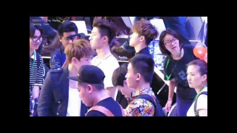 [FanCam]160513 The Remix-iKON Dancing Cam