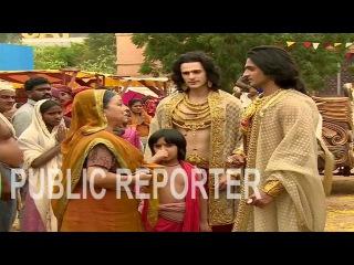 Siya Ke Ram | 4th December 2015 | Episode On Location Shoot | Tv Serial Latest News.