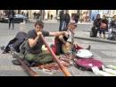 Hang drum didgeridoo bar chimes Барабан Ханг Бар Чаймс и Диджериду