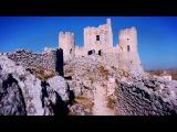Rocca Calascio, il volo di Ladyhawke