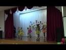 танцевальный коллектив карамельки танец с зонтиками