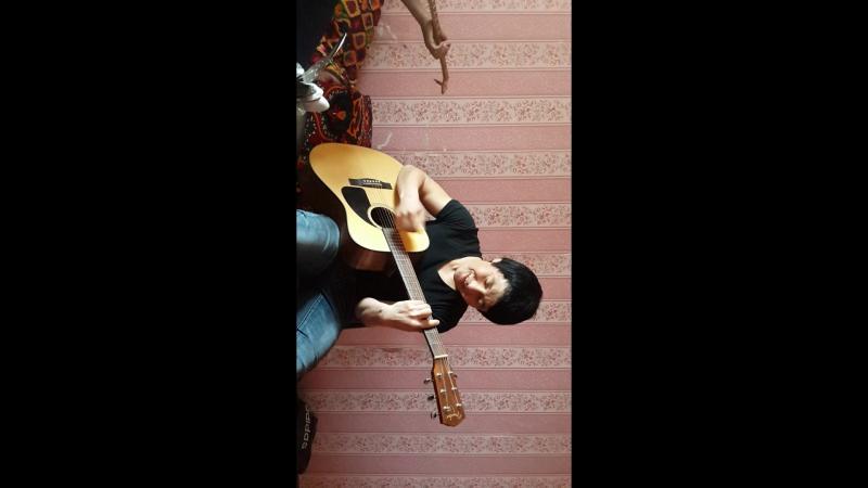 Didarbek Zhanysbai Gajaiyp tun pod gitaram