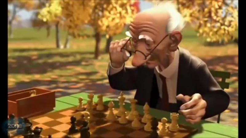 Короткометражный Мультфильм   Игра Джери