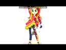 «Скрытый альбом с картинками для приложения Minitest» под музыку My Little Pony Equestria Girls Rainbow Rocks - Shine Like Rainb