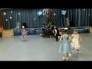 Танец маленьких утят. Группа baby dance и группа бально-спортивного танца.