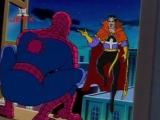 Человек-паук (1994). 28 серия. Доктор Стрэндж