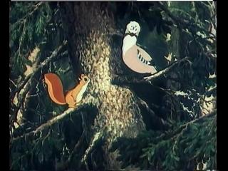 Лесные путешественники - Советские мультфильмы
