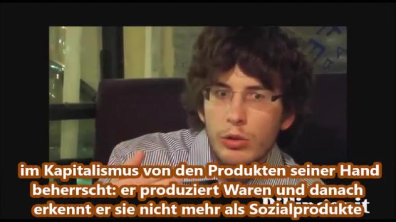 Diego Fusaro - Was würde Marx heute den jungen Leuten sagen