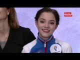 Евгения Медведева.Чемпионат Европы 2016(Братислава 27.01.2016).Короткая программа.