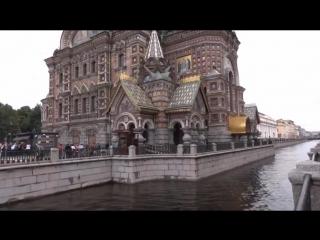 Экскурсия по Санкт Петербургу Настя Ковальчук