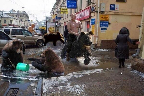 Россия глазами американцев